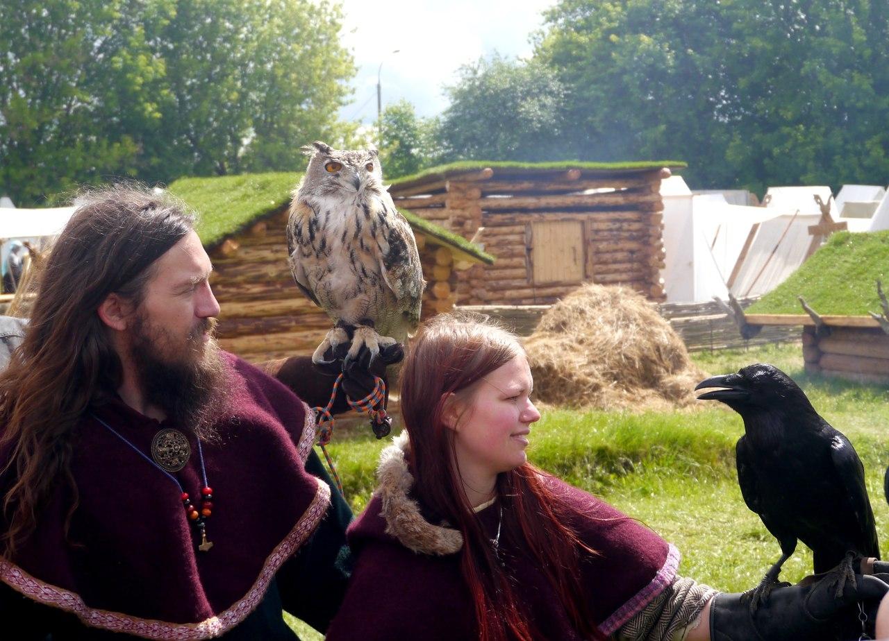 Я спросил у филина, я спросил у ворона...