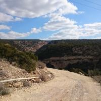 Дорога к ущелью