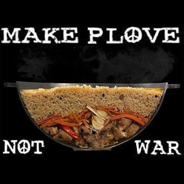 Make Plove Not War