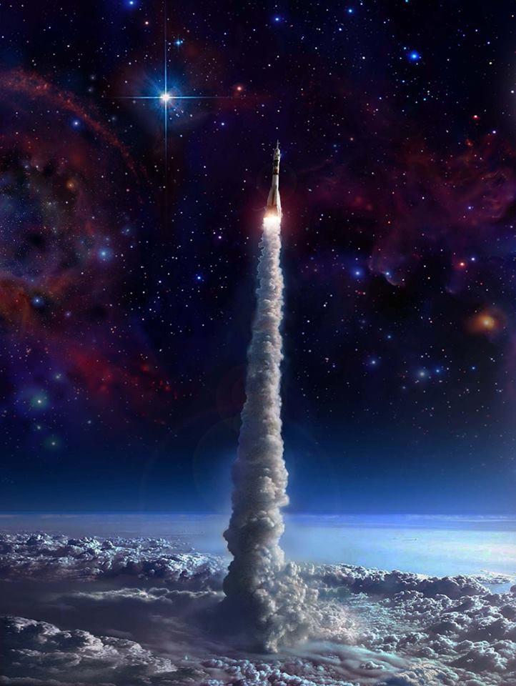 Ракетный старт