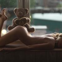 С ведмедиком