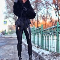 Московский латекс на улице