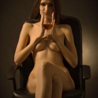Пятничный бокальчик винчика