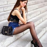 Ножки на ступеньках