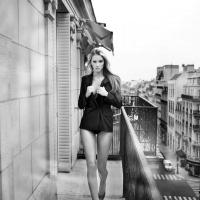 Прогулка по балкону