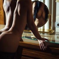 Перси в зеркале