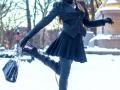Сексапильная красавица-зима!