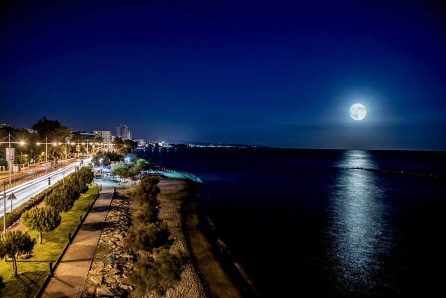 Goodnight from beautiful Limassol