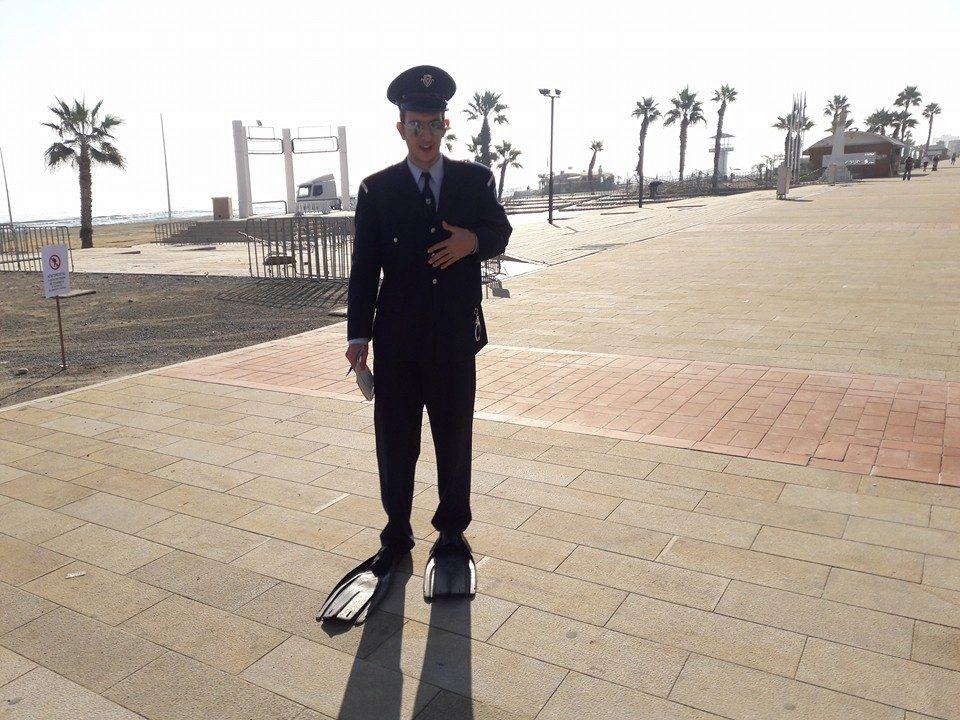 Полицейский из Ларнаки