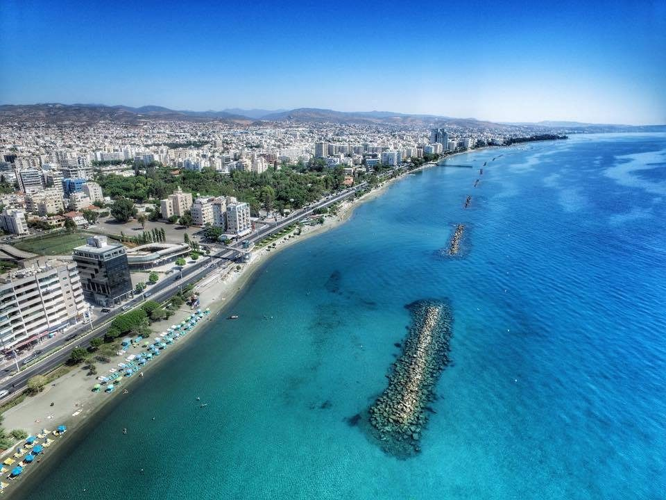 Limassol from above