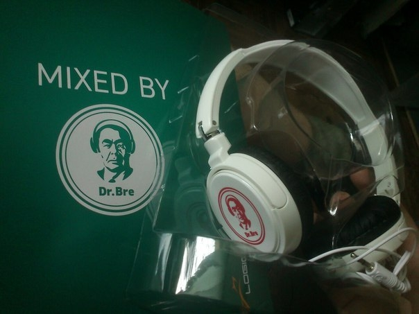 Mixed by Dr. Bre