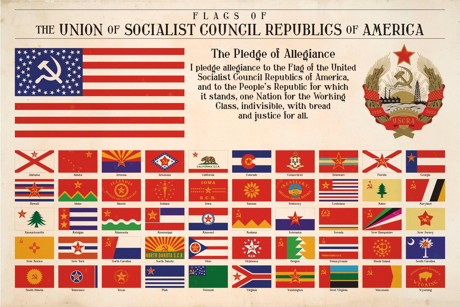 Союз Социалистических Республик Америки