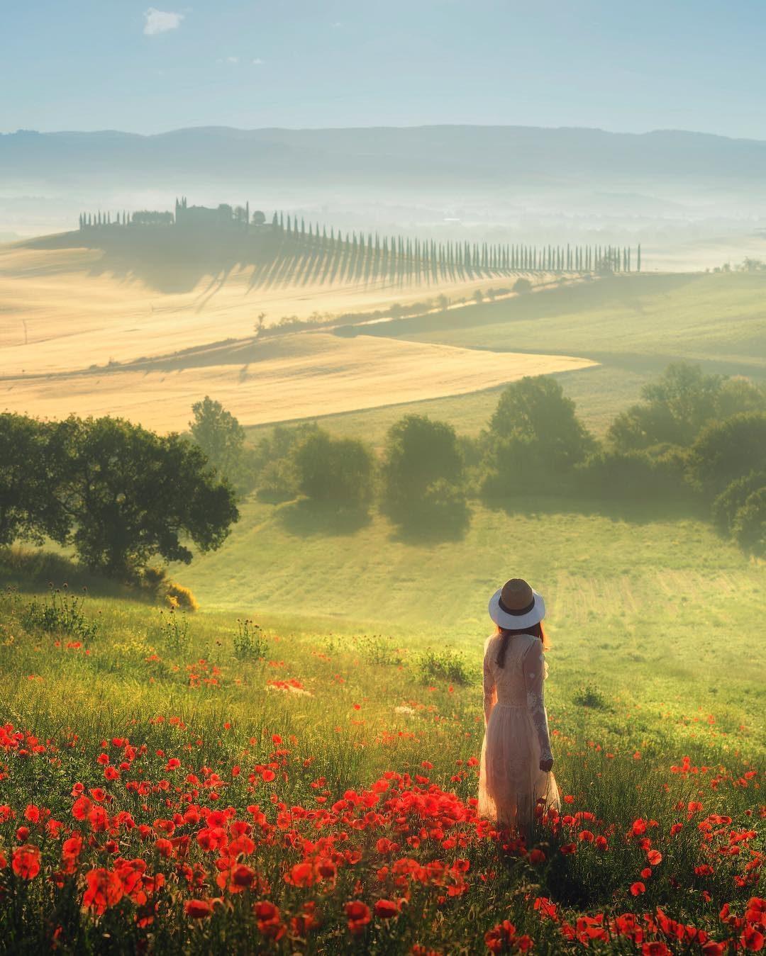 Тосканская весна
