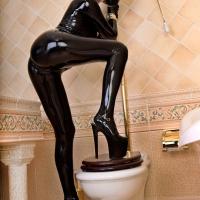 Туалетная нимфа