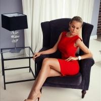 Ножки в кресле