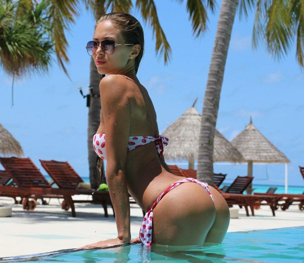 Фото руских девушек в бикини 27 фотография