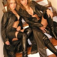 Кожаные леди
