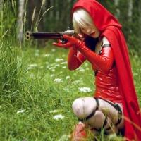 Красная Шапочка переквалифицировалась...