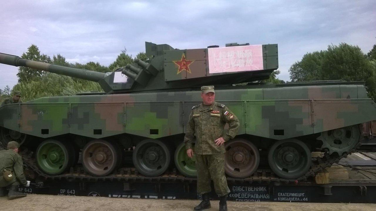 Секретный танк ВС РФ