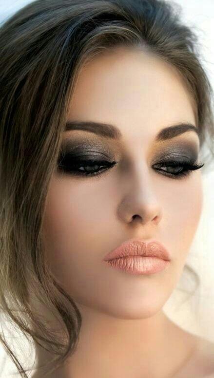 Вкусный макияж :)