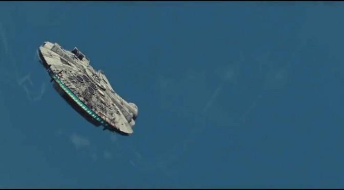Трейлер «Звёздные войны: Пробуждение Силы» в озвучке «Кин-Дза-Дза»