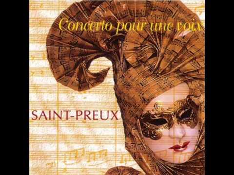 Saint Preux & Danielle Licari— Concerto Pour Une Voix