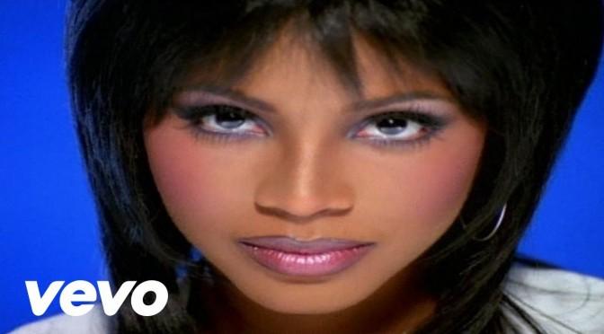 Toni Braxton— You're Makin' Me High