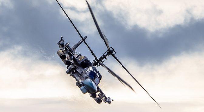 Boevoj-razvedyvatelno-udarnyj-vertolyot-Ka-52-55-go-otdelnogo-Sevastopolskogo-ordena-Kutuzova-II-stepeni-polka-armejskoj-aviatsii-VKS-RF