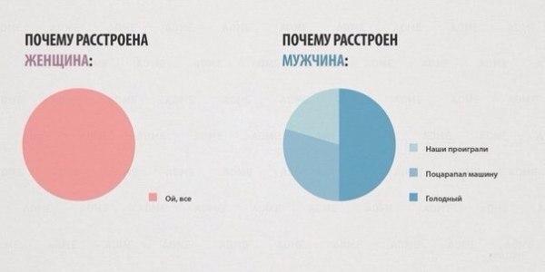 Гендерная инфографика