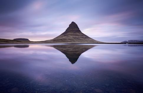 Исландия, Kirkjufell