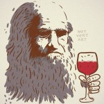 Леонардо, дай винчик!