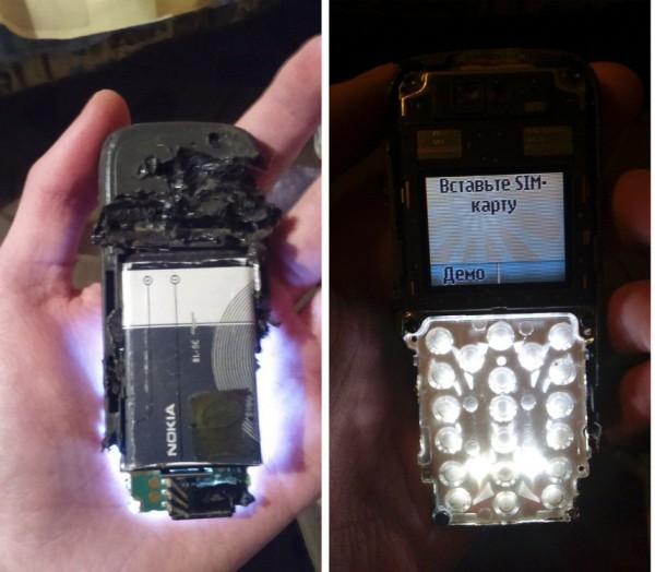 Nokia «Горец»