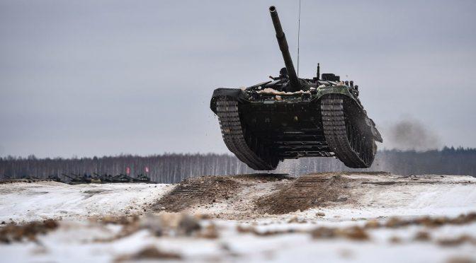 Tank-T-72B3-6-j-otdelnoj-CHenstohovskoj-Krasnoznamyonnoj-ordena-Kutuzova-II-stepeni-tankovoj-brigady.-Ordena-Lenina-Zapadnyj-Voennyj-okrug-RF-fevral-2016-goda