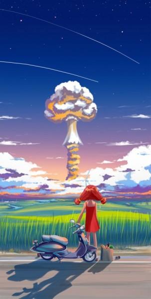 Рыжик, «Веспа» и конец света