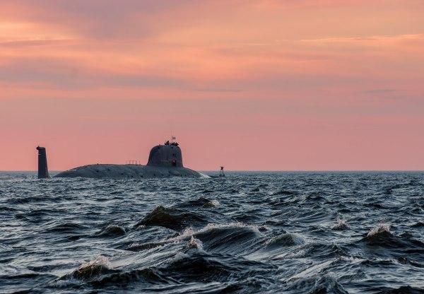 «Северодвинск» уходит из Северодвинска