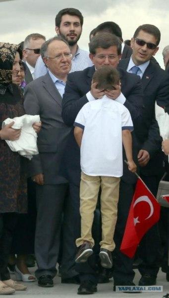 FATALITY!!! в исполнении турецкого премьер-министра