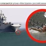 Путин и «Мистраль»