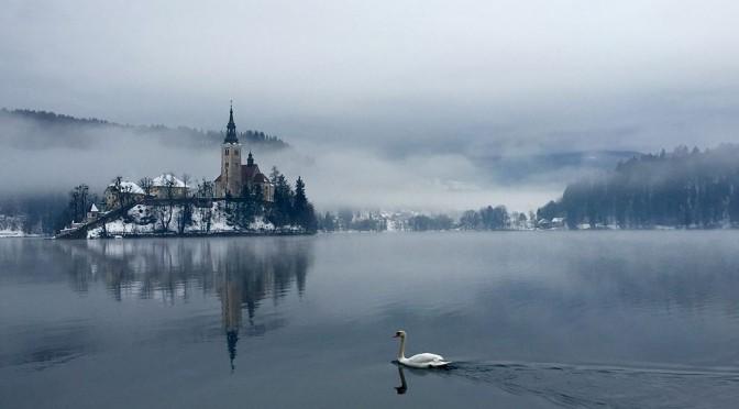 Lake-Bled-in-Slovenia