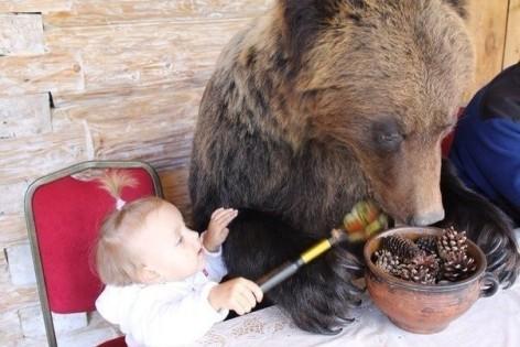 Завтрак в русской деревне